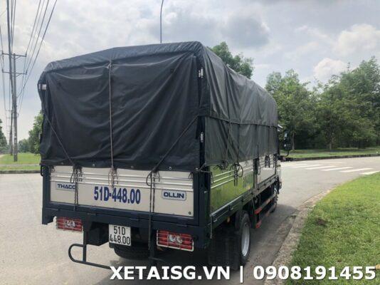 xe tải thaco ollin 2t2 cũ