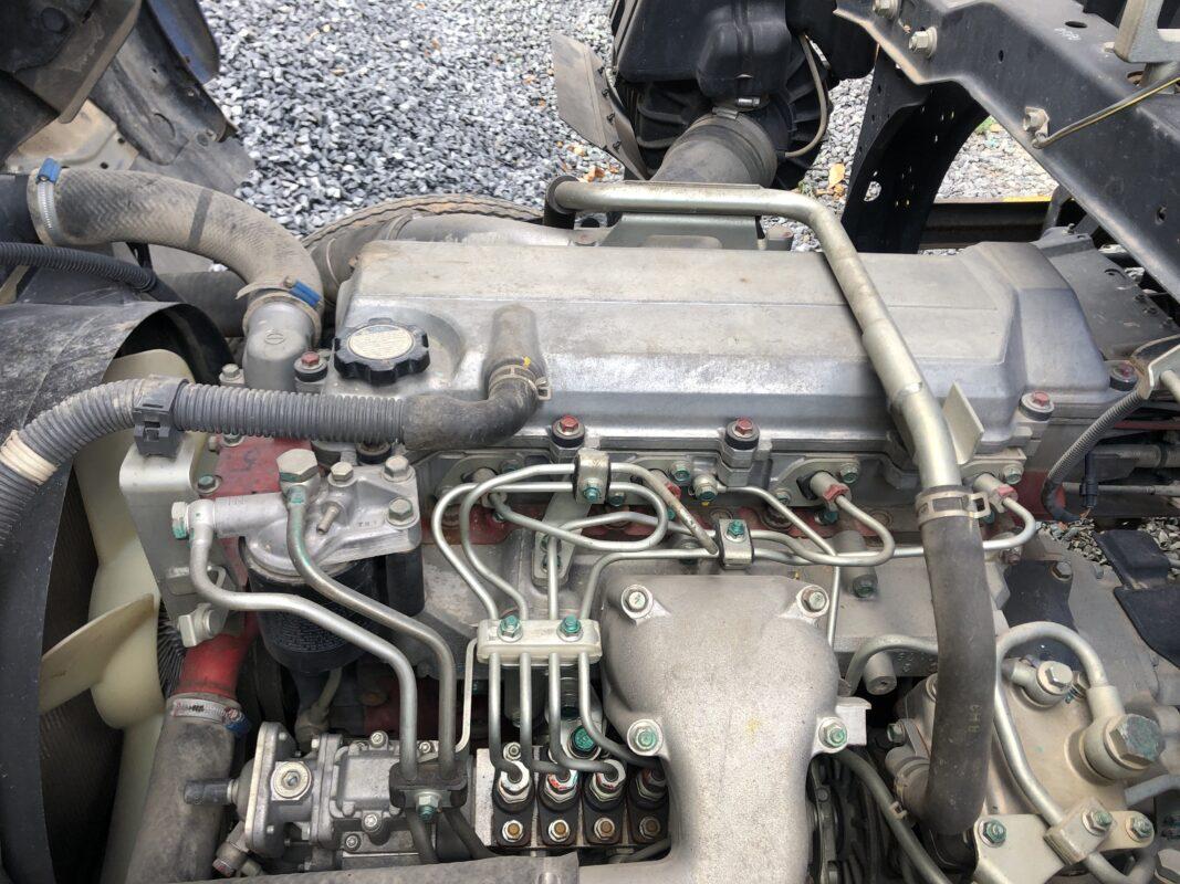 Động cơ xe ben Hino fc
