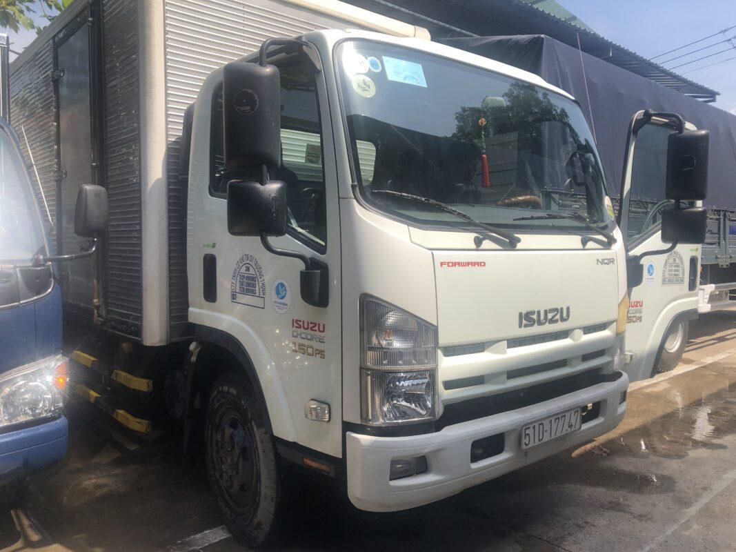 Cabin xe tải isuzu 5 tấn cũ