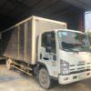 Xe tải iusuzu 5 tấn cũ thùng kín