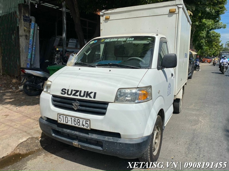 xe tải suzuki 490kg cũ
