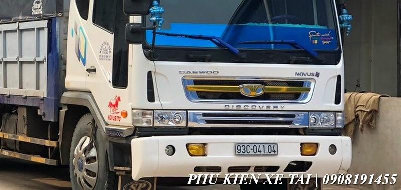Phụ kiện đồ chơi xe tải Inox xe tải