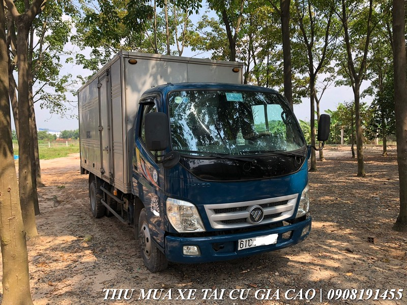 xe tải thaco ollin 500b cũ