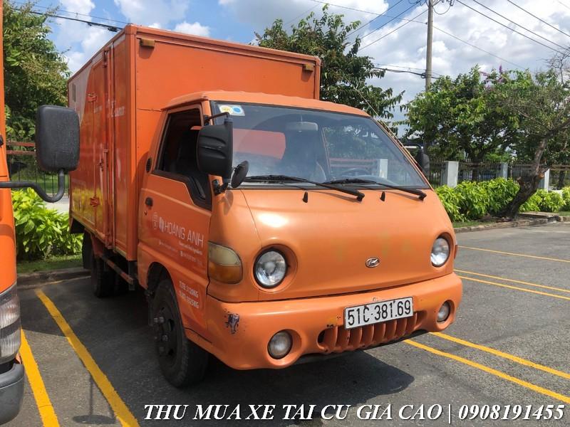 xe tải hyundai h100 1 tấn đời 2008 porter 2