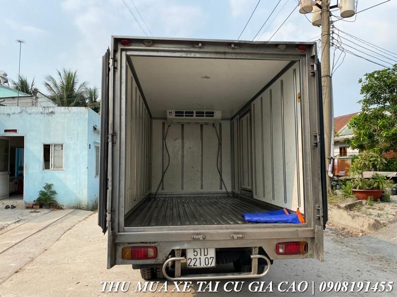 xe tải đông lạnh 2 tấn cũ